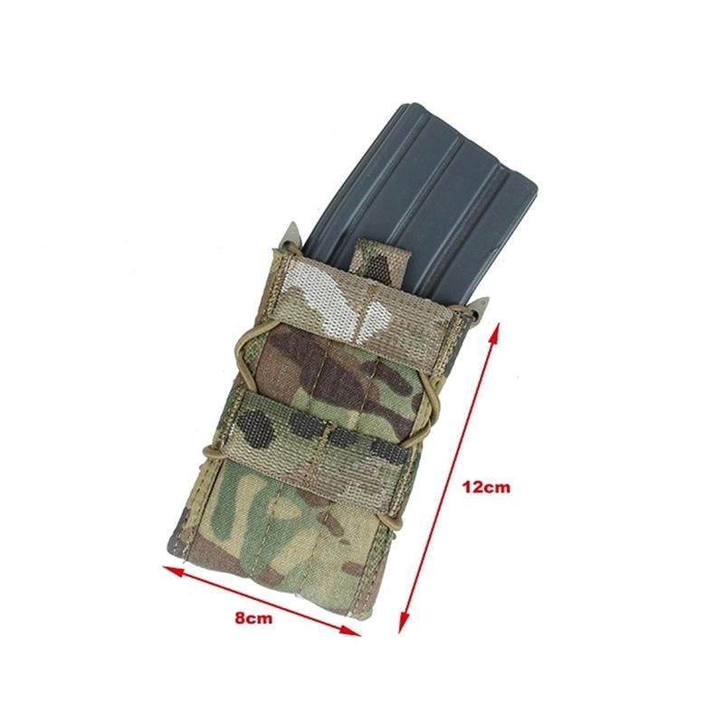 Picture of TMC Tactical Assault Combination Duty Single Mag Pouch (Multicam)