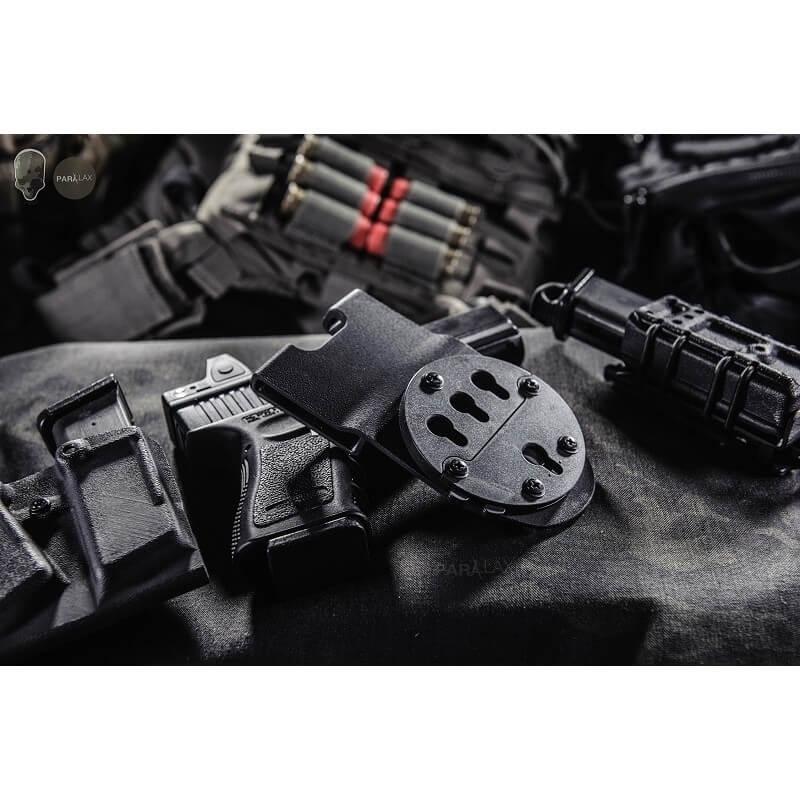 Picture of TMC A200 Optimal Drop Pistol Platform (Black)