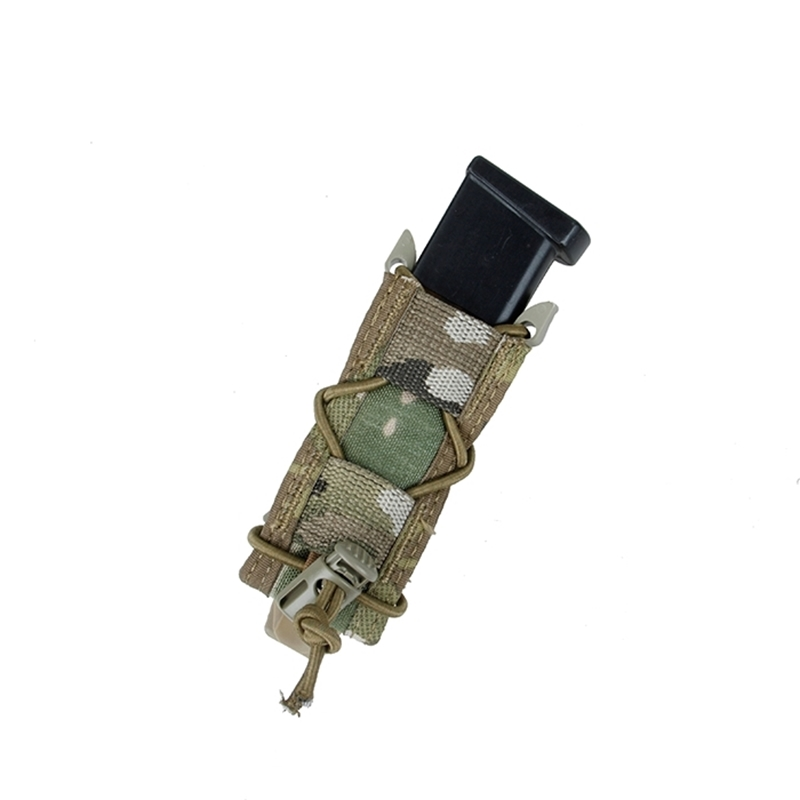Picture of TMC Tactical Assault Combination Extended Single Pistol Mag Pouch (Multicam)