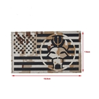Picture of TMC SEALS Flag Patch (AOR1) (Free Shipping)