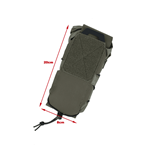 Picture of TMC MED POUCH VERTICAL (RG)
