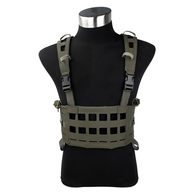 Picture of TMC Lightweight Convertible Chest Rig (RG)
