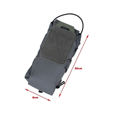 Picture of TMC MED POUCH VERTICAL (Wolf Grey)