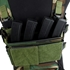 Picture of TMC Kydex Insert for SS Chest Rig (Black)