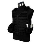 Picture of TMC Lightweight Recon Mesh Vest Set (Black)