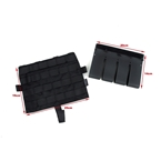 Picture of TMC SMG Kydex Panel for CP PC (Black)