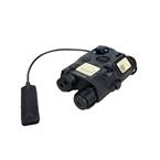 Picture of TMC PEQ LA5C UHP Laser , Flashlight & IR (Black)