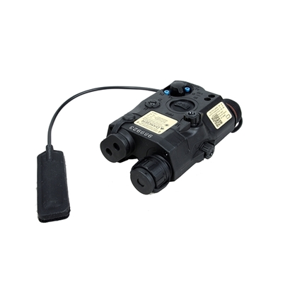 Picture of TMC PEQ LA5C UHP Laser , Flashlight & IR (Black)
