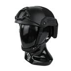 Picture of TMC FAST MT Super High Cut Helmet (Black)