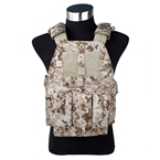 Picture of TMC MP94K Modular Plate Tactical Vest 2020 Version (AOR1)