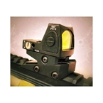 Picture of TMC Adjustable Height Slide (Black) for RMR and T1