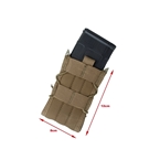 Picture of TMC Tactical Assault Combination Duty Single Mag Pouch (CB)
