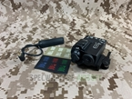 Picture of WADSN DBAL MINI Red & Green Laser Strobe (Black)