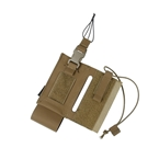 Picture of TMC Lightweight Configurable Radio Pouch (CB)