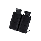 Picture of TMC Tactical Assault Combination Extended Double Pistol Mag Pouch (Black)