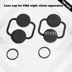 Picture of FMA PVS-31 Lens Rubber Cover (Black)