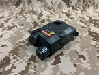 Picture of FMA PEQ 15 Battery Case + Red Laser (Black)