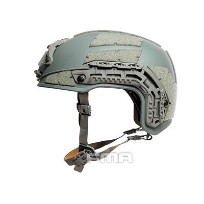 Picture of FMA Caiman Ballistic Helmet (L/XL, FG)