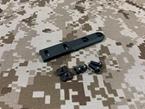 Picture of Sotac Type SF M300 M600 Light Compatible M-LOK Inline Scout Mount (Black)