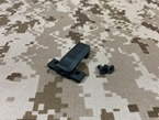 Picture of Sotac Type Side Offset Scout Mount for 20mm Rail (Black)